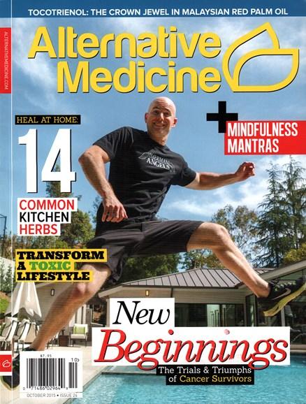 Alternative Medicine Cover - 10/1/2015