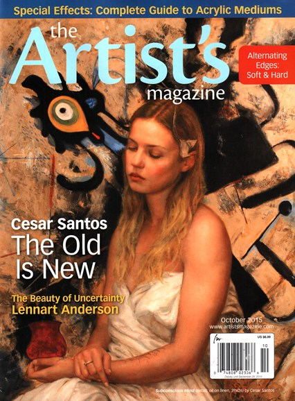 Artists Cover - 10/1/2015