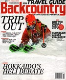 Backcountry Magazine 10/1/2015