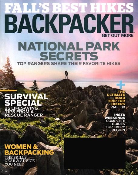 Backpacker Cover - 10/1/2015