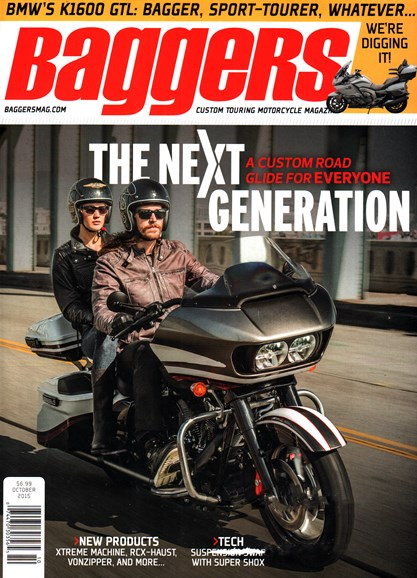 Baggers Cover - 10/1/2015