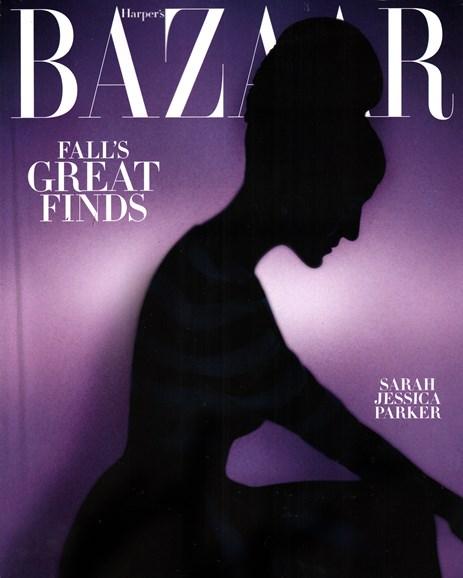 Harper's Bazaar Cover - 10/1/2015