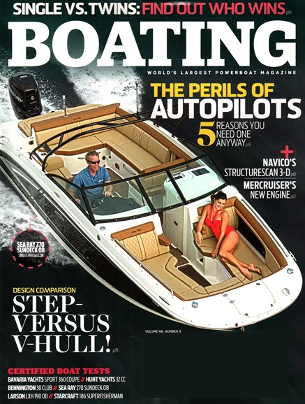 Boating Cover - 10/1/2015