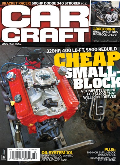 Car Craft Cover - 10/1/2015