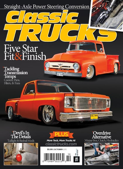 Classic Trucks Cover - 10/1/2015