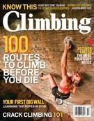 Climbing Magazine 10/1/2015