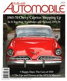 Collectible Automobile Magazine 10/1/2015
