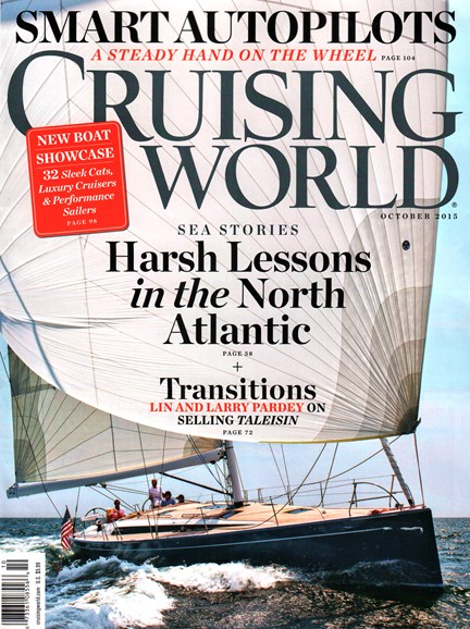 Cruising World Cover - 10/1/2015