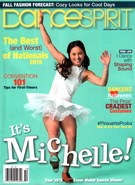 Dance Spirit Magazine 10/1/2015