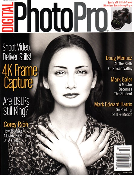 Digital Photo Pro Cover - 10/1/2015