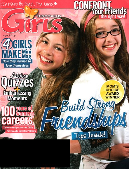 Discovery Girls Cover - 10/1/2015