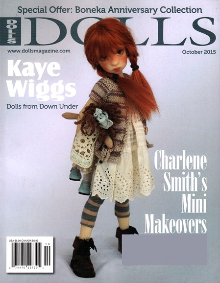Dolls Cover - 10/1/2015