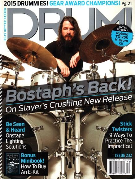 Drum! Cover - 10/1/2015