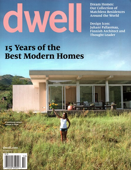 Dwell Cover - 10/1/2015