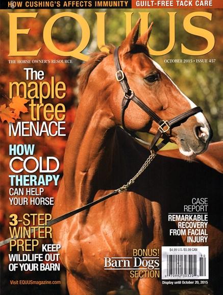Equus Cover - 10/1/2015