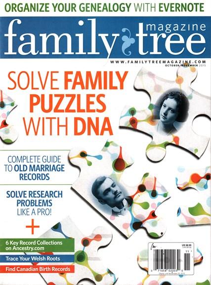 Family Tree Cover - 10/1/2015