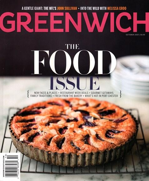 Greenwich Cover - 10/1/2015