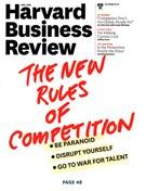 Harvard Business Review Magazine 10/1/2015