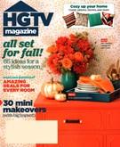 HGTV Magazine 10/1/2015