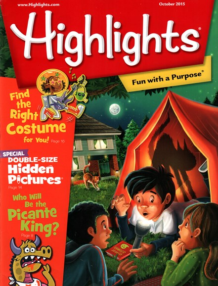 Highlights Cover - 10/1/2015