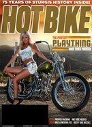 Hot Bike Magazine 10/1/2015