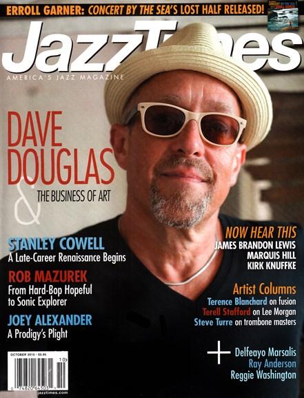JazzTimes Cover - 10/1/2015