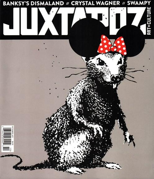 Juxtapoz Cover - 10/1/2015