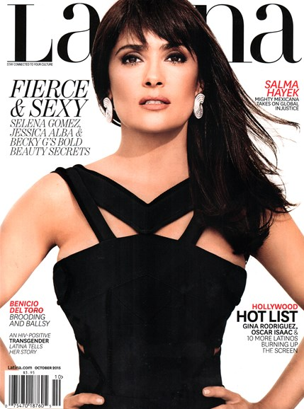 Latina Cover - 10/1/2015