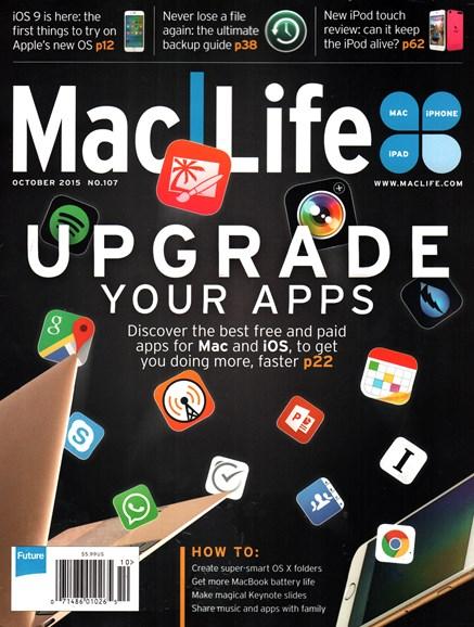 Mac | Life Cover - 10/1/2015