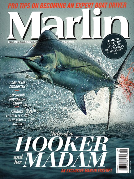Marlin Cover - 10/1/2015