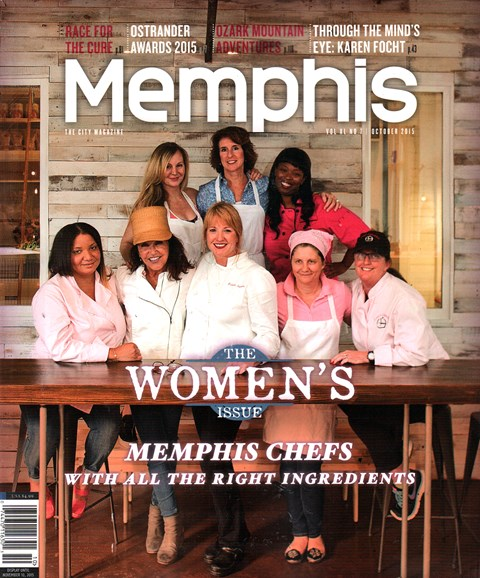 Memphis Cover - 10/1/2015