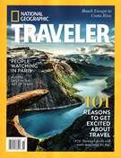 National Geographic Traveler Magazine 10/1/2015