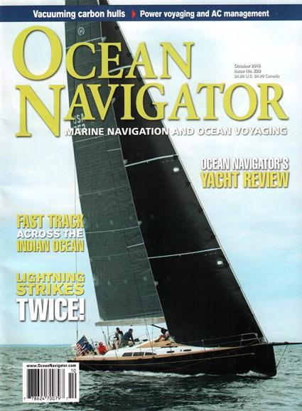 Ocean Navigator Cover - 10/1/2015