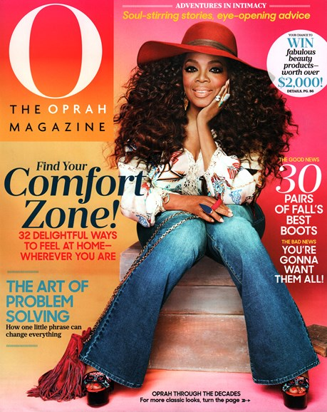 O The Oprah Cover - 10/1/2015