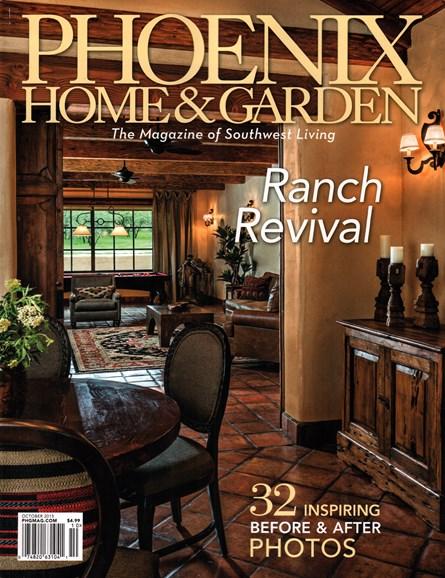 Phoenix Home & Garden Cover - 10/1/2015