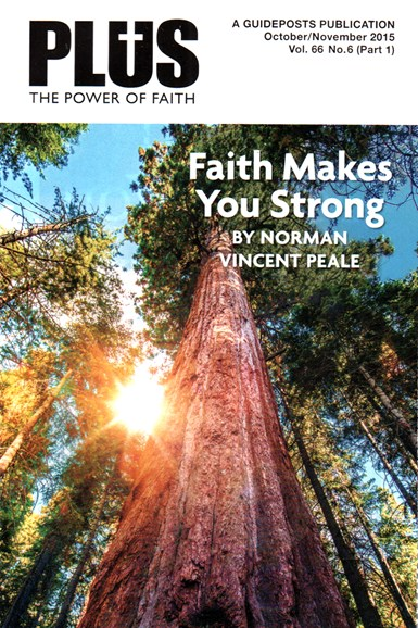 PLUS: The Power of Faith Cover - 10/1/2015