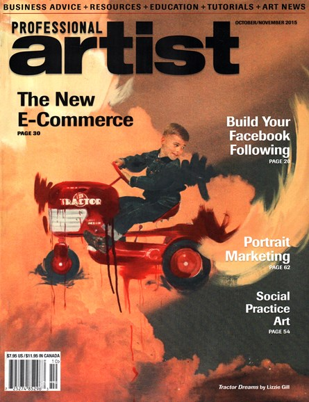 Professional Artist Cover - 10/1/2015