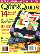 Quick Quilts Magazine 10/1/2015