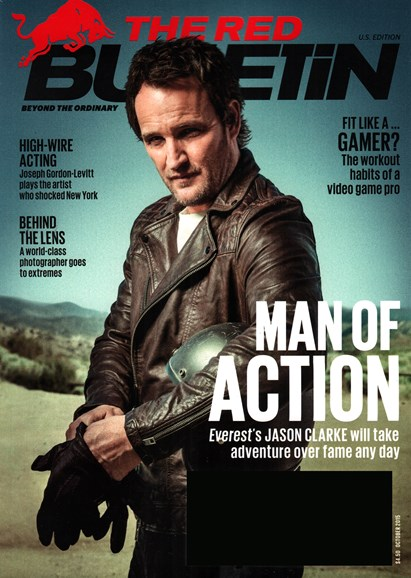 The Red Bulletin Cover - 10/1/2015