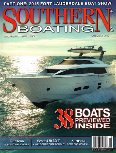Southern Boating Cover - 10/1/2015