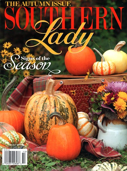 Southern Lady Cover - 10/1/2015