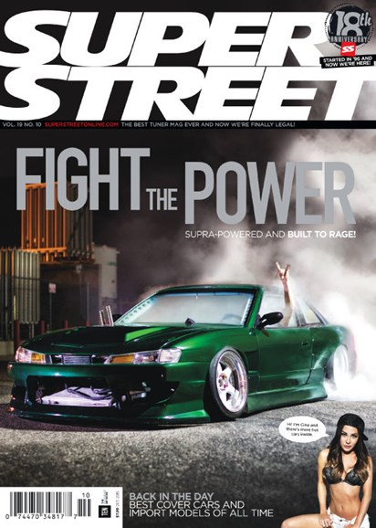Super Street Cover - 10/1/2015