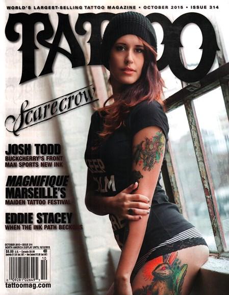 Tattoo Cover - 10/1/2015