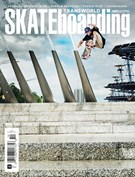 Transworld SKATEboarding Magazine 10/1/2015
