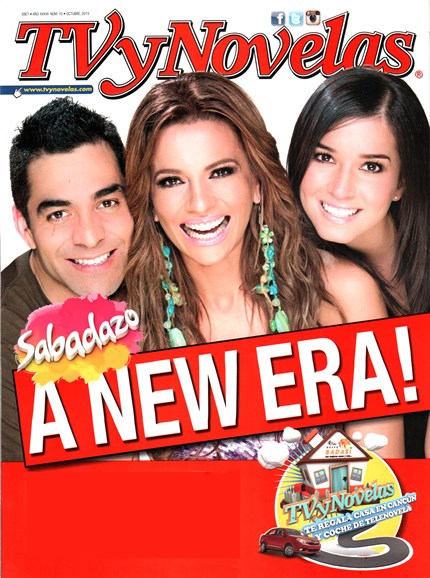 Tv Y Novelas Cover - 10/1/2015