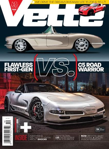 Vette Cover - 10/1/2015