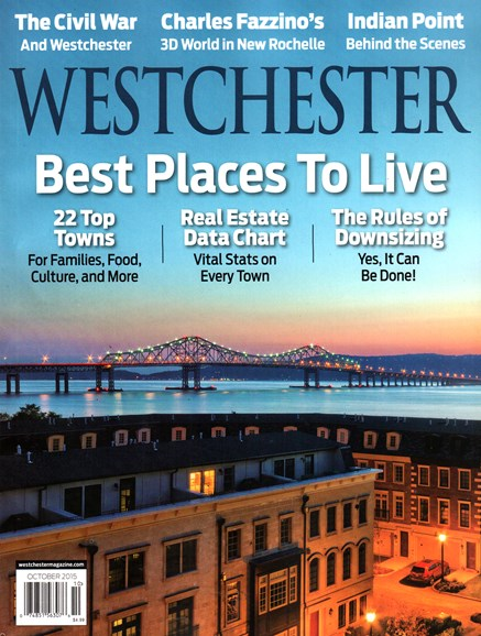 Westchester Magazine Cover - 10/1/2015