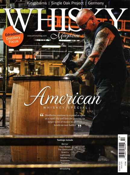 Whisky Cover - 10/1/2015