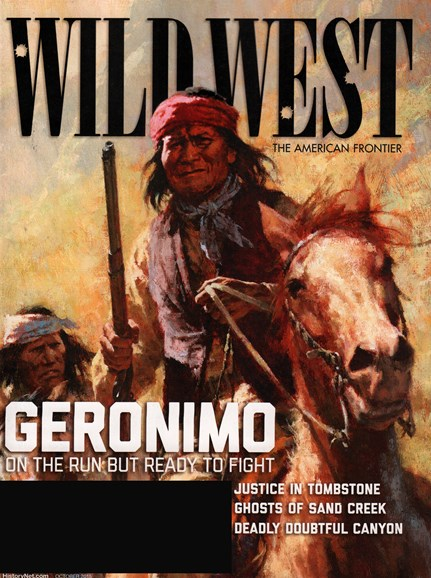Wild West Cover - 10/1/2015