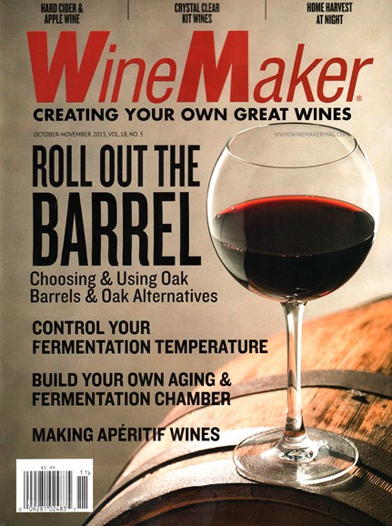 Winemaker Cover - 10/1/2015
